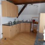 Einbauküche (Kochfeld/ Spüle)