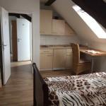 Doppelzimmer/ Küchenzeile